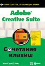 Adobe Creative Suite. Сочетания клавиш