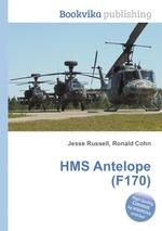 HMS Antelope (F170)