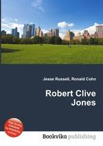 Robert Clive Jones