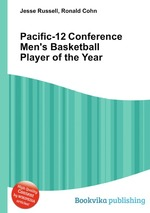 Pacific-12 Conference Men`s Basketball Player of the Year