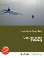 USS Annapolis (SSN-760)