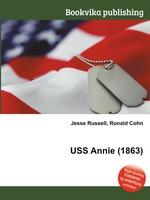 USS Annie (1863)