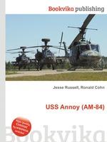 USS Annoy (AM-84)