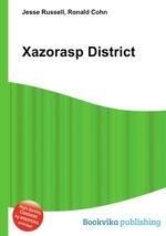 Xazorasp District