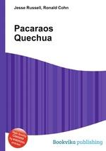Pacaraos Quechua
