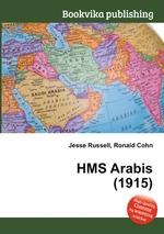 HMS Arabis (1915)
