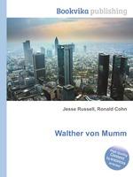 Walther von Mumm