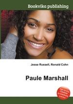 Paule Marshall