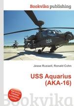 USS Aquarius (AKA-16)