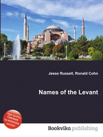 Names of the Levant