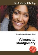 Velmanette Montgomery