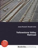 Yellowstone Valley Railroad