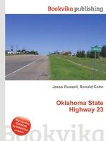Oklahoma State Highway 23