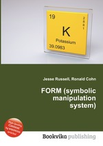 FORM (symbolic manipulation system)