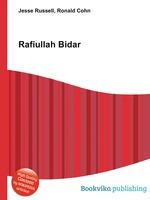 Rafiullah Bidar