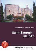 Saint-Saturnin-ls-Apt