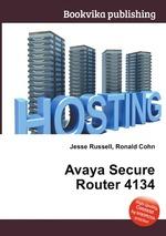 Avaya Secure Router 4134