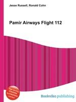 Pamir Airways Flight 112
