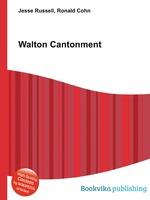 Walton Cantonment
