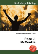 Pace J. McConkie