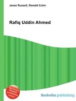 Rafiq Uddin Ahmed