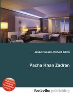 Pacha Khan Zadran