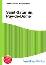 Saint-Saturnin, Puy-de-Dme