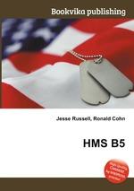 HMS B5