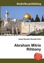 Abraham Mitrie Rihbany