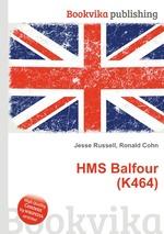 HMS Balfour (K464)