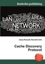 Cache Discovery Protocol