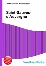Saint-Sauves-d`Auvergne