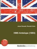 HMS Antelope (1893)