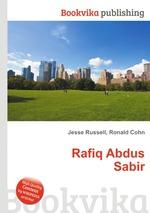 Rafiq Abdus Sabir