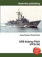 USS Aubrey Fitch (FFG-34)