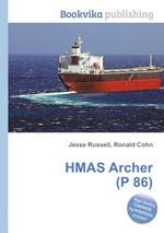 HMAS Archer (P 86)