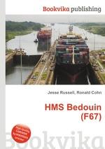 HMS Bedouin (F67)
