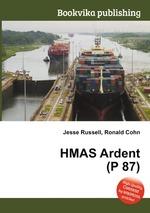 HMAS Ardent (P 87)