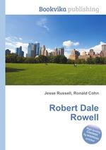 Robert Dale Rowell