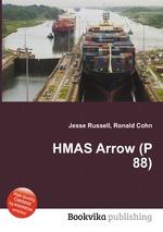 HMAS Arrow (P 88)