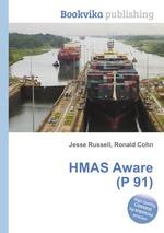 HMAS Aware (P 91)