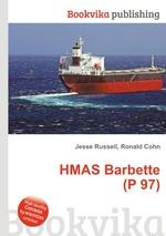 HMAS Barbette (P 97)