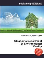 Oklahoma Department of Environmental Quality