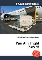 Pan Am Flight 845/26