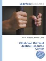 Oklahoma Criminal Justice Resource Center