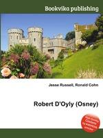 Robert D`Oyly (Osney)