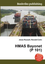 HMAS Bayonet (P 101)