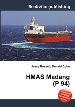 HMAS Madang (P 94)