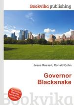 Governor Blacksnake