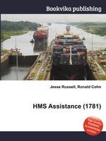HMS Assistance (1781)
